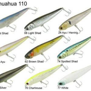 MEGABAIT CHIHUAHUA LIGHT SHAD 08