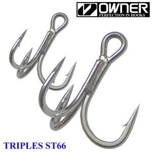 owner ST66 3/0 ( 5 pieces)