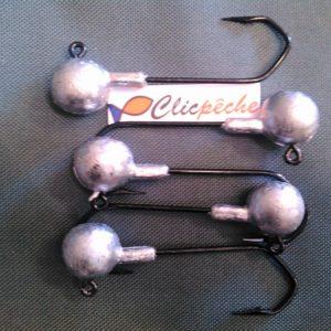spécial silure 40gr 9/0 (5pieces)