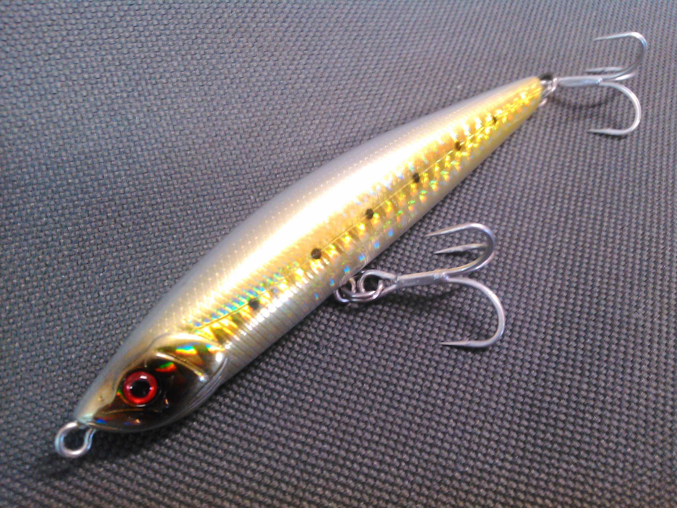 ADAM'S jig minnow couleur 093