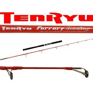 TENRYU furrary racing 80lbs (vente flash j'usqu'au 30/11)