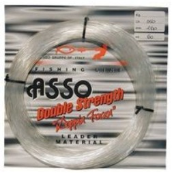 asso double force 60mt 0.60 50lbs