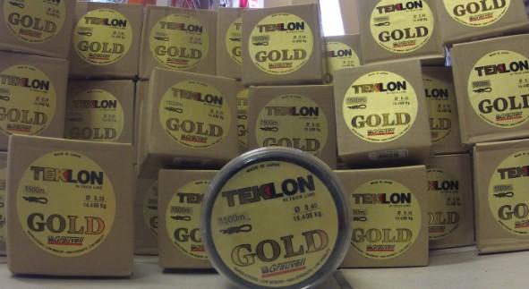 TEKLON GOLD 1500 METRES 0,35